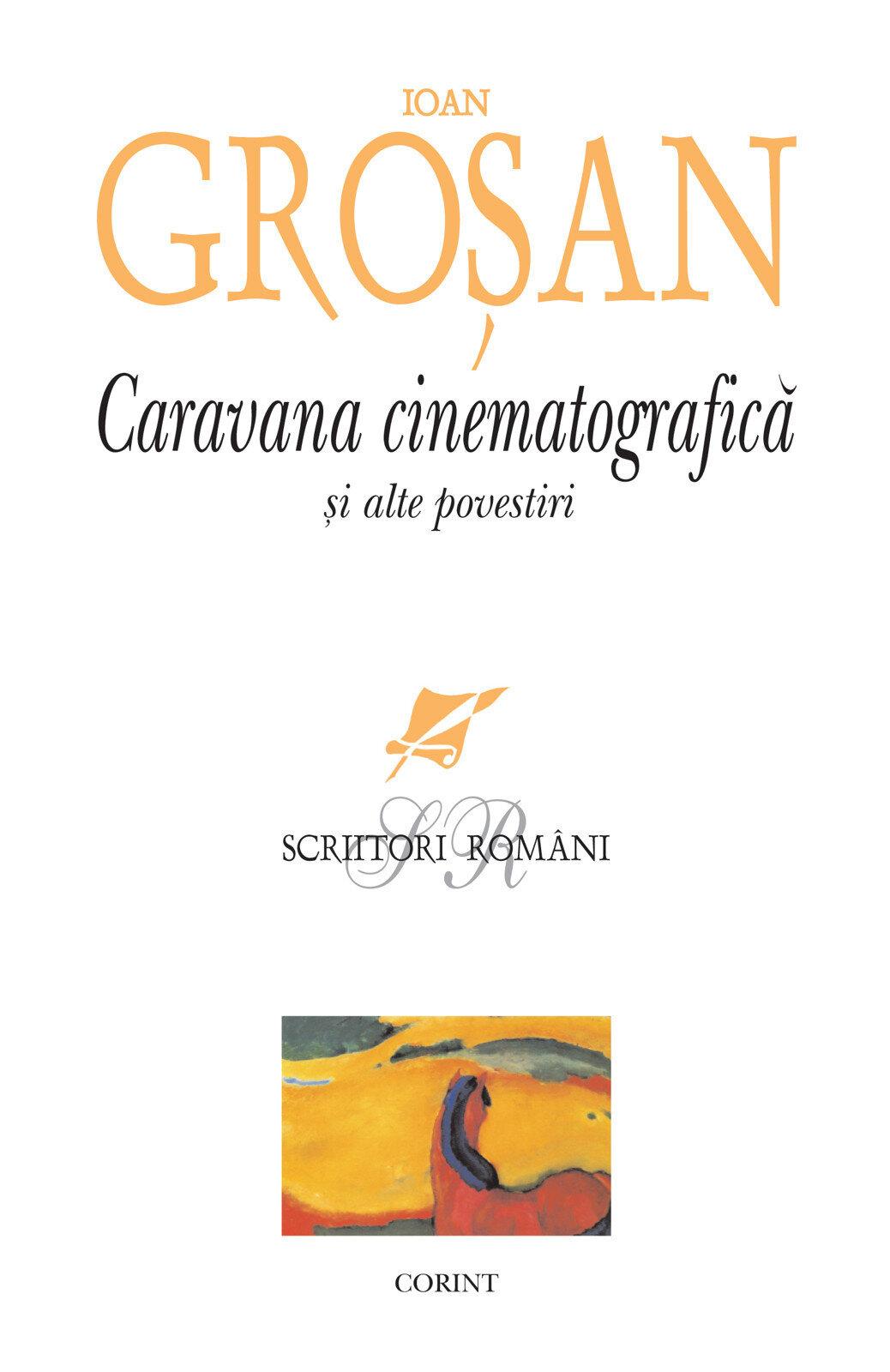 Caravana cinematografica si alte povestiri (eBook)