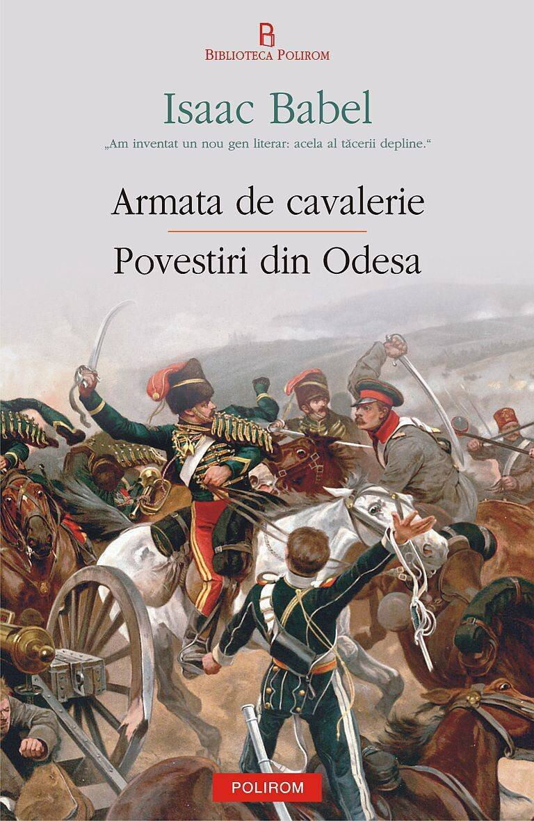 Armata de cavalerie. Povestiri din Odesa (eBook)