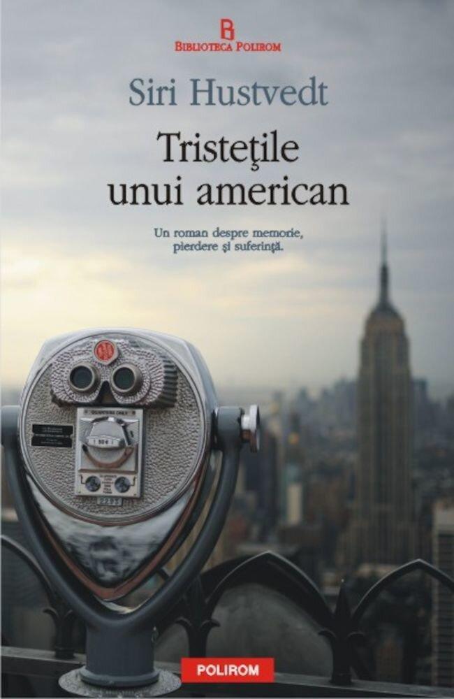 Coperta Carte Tristetile unui american
