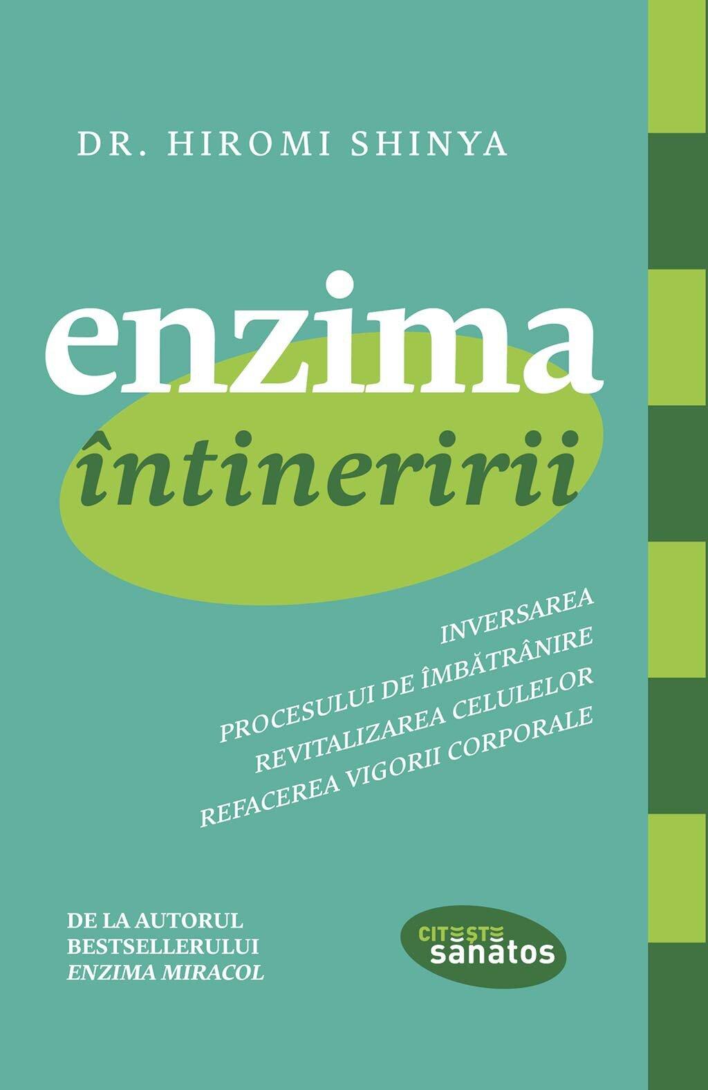 Enzima intineririi (eBook)