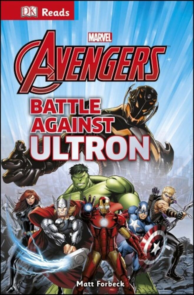 Marvel The Avengers Battle Against Ultron