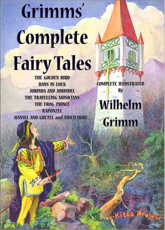 Grimms' Complete Fairy Tales (eBook)