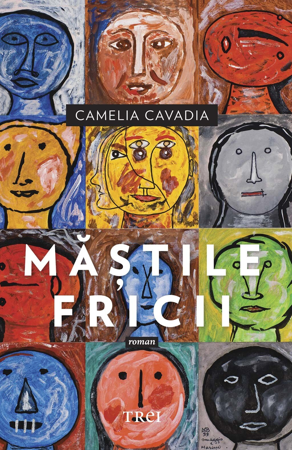 Mastile fricii (eBook)
