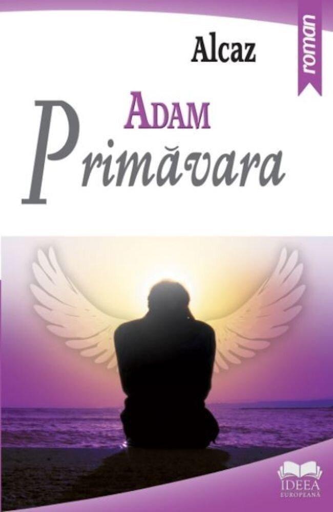 Coperta Carte Adam - Primavara