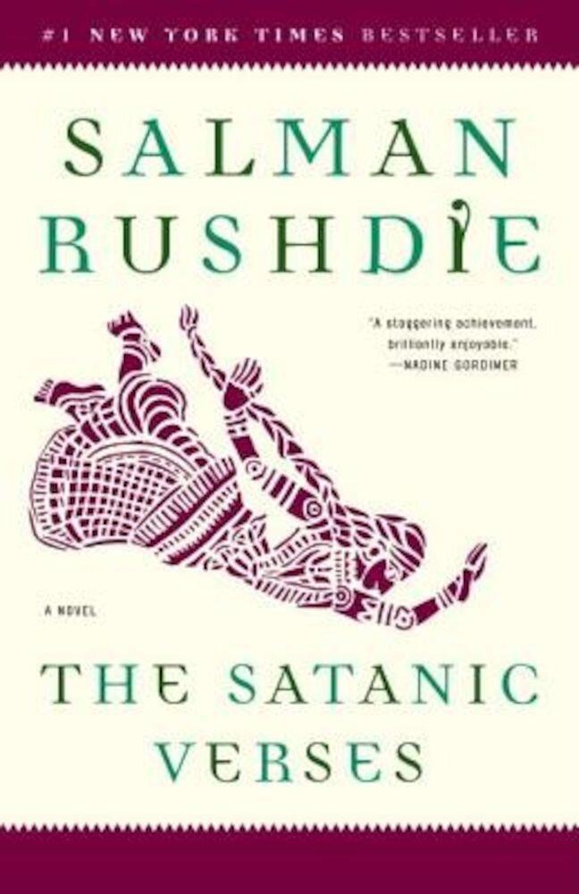 The Satanic Verses, Paperback