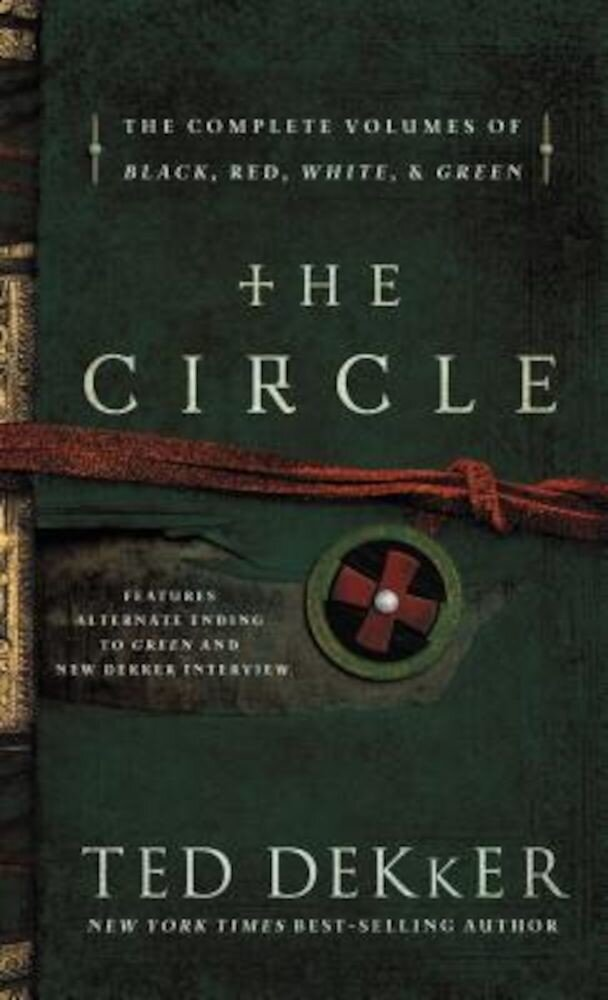 The Circle: The Complete Volumes of Black, Red, White, & Green, Hardcover