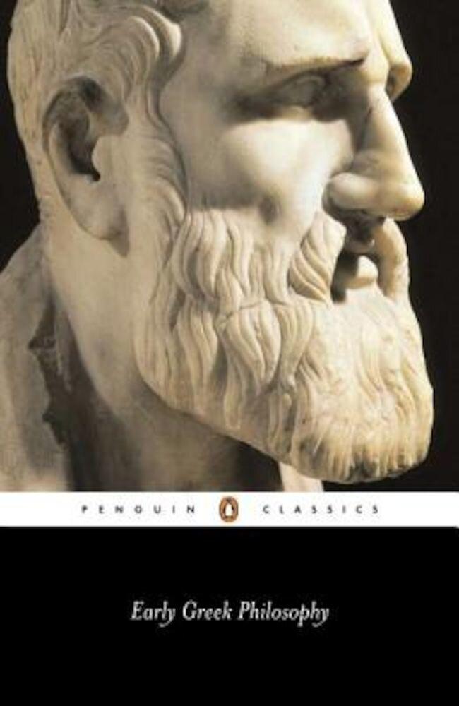 Early Greek Philosophy, Paperback
