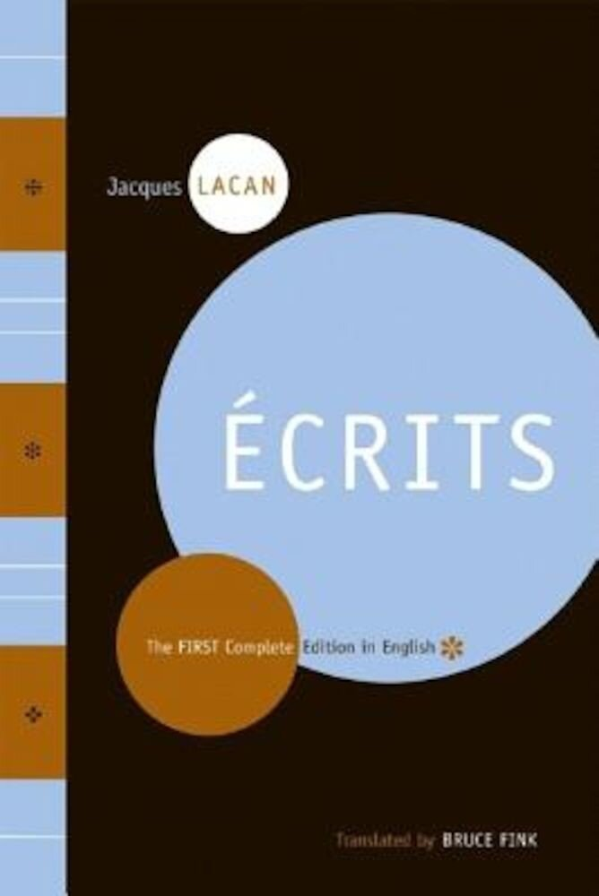 Ecrits: The First Complete Edition in English, Paperback