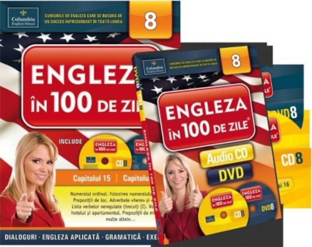 Engleza in 100 de zile. Vol. 8 (capitolul 15 si 16)