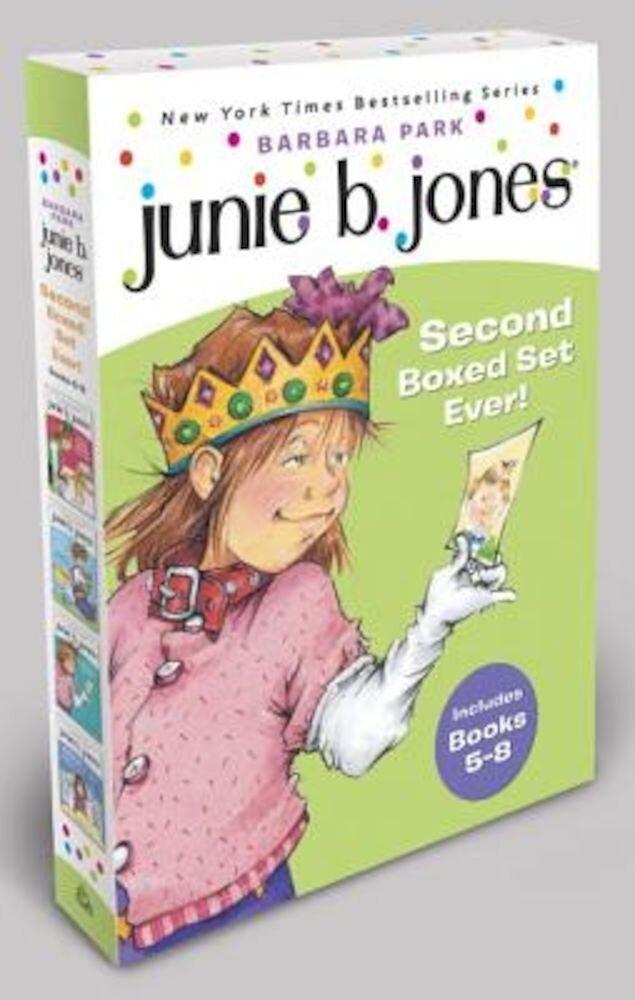 Junie B. Jones Second Boxed Set Ever!, Paperback