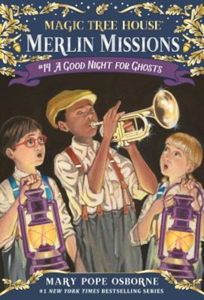 A Good Night for Ghosts, Paperback