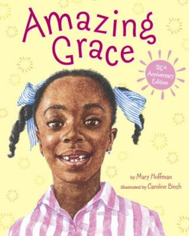 Amazing Grace, Hardcover