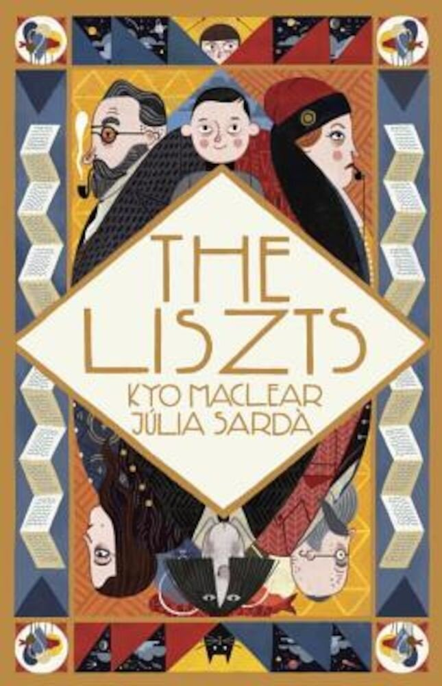The Liszts, Hardcover