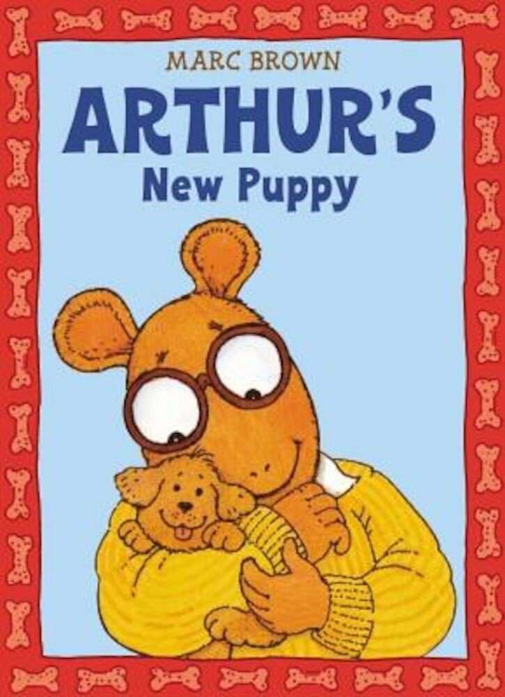 Arthur's New Puppy, Paperback