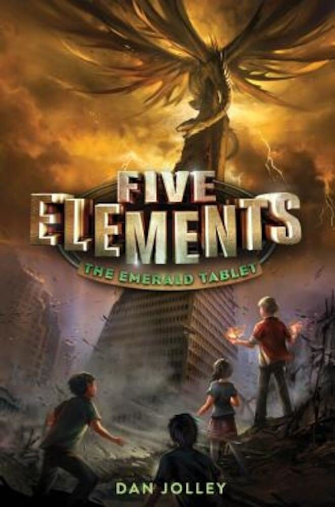Five Elements #1: The Emerald Tablet, Paperback