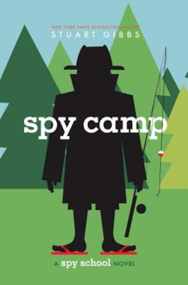 Spy Camp, Hardcover