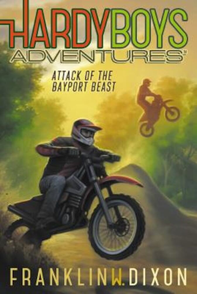 Attack of the Bayport Beast, Paperback
