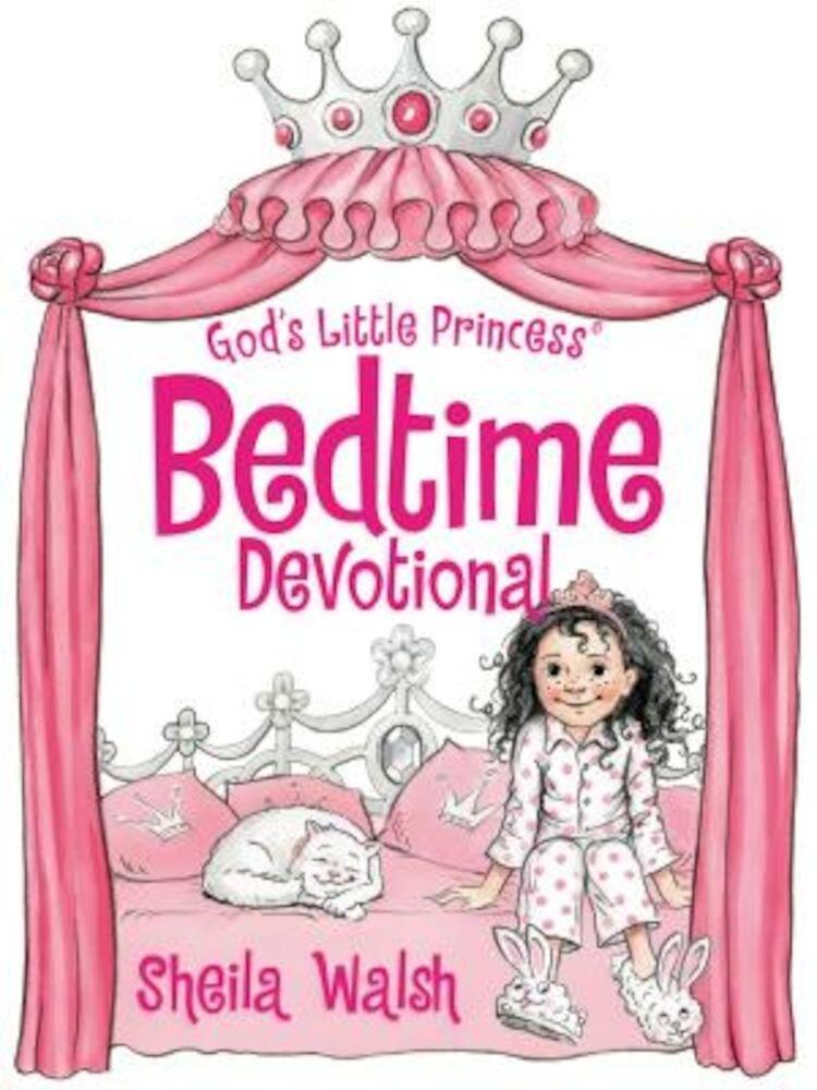God's Little Princess Bedtime Devotional, Hardcover