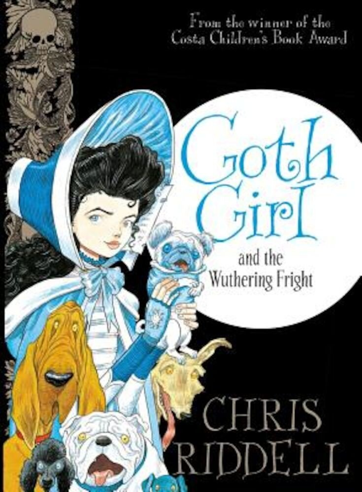 Goth Girl and the Wuthering Fright, Hardcover