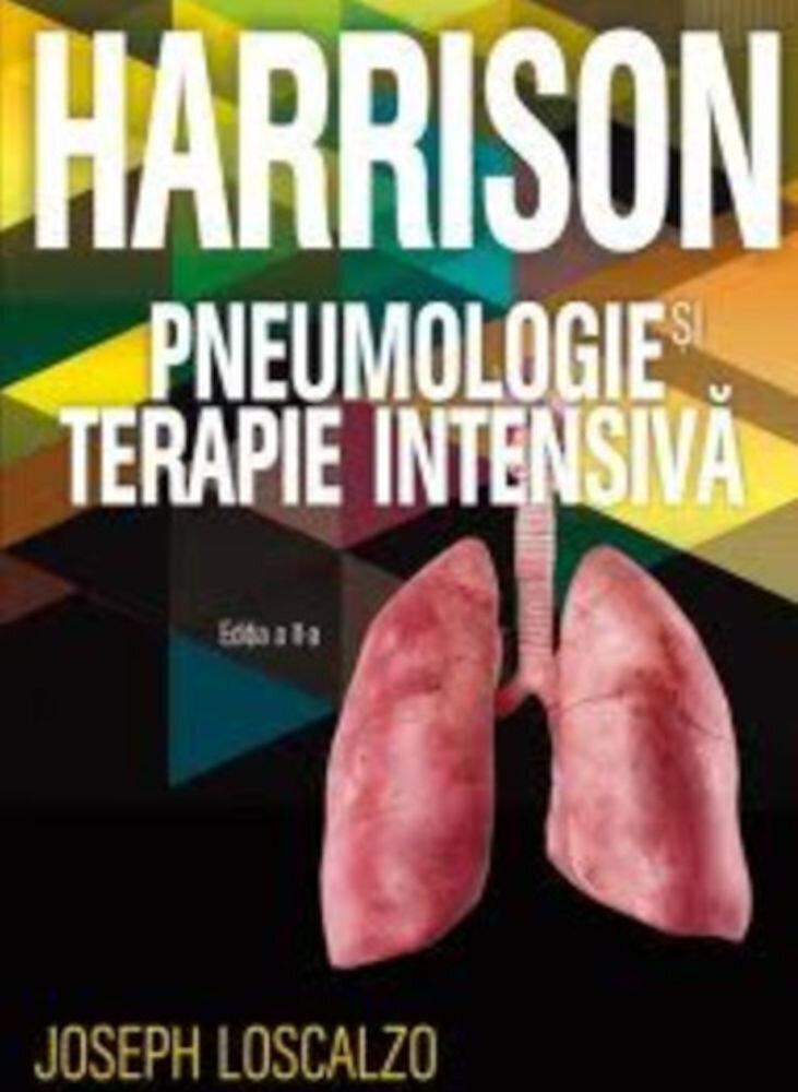 Harrison. Pneumologie si terapie intensiva