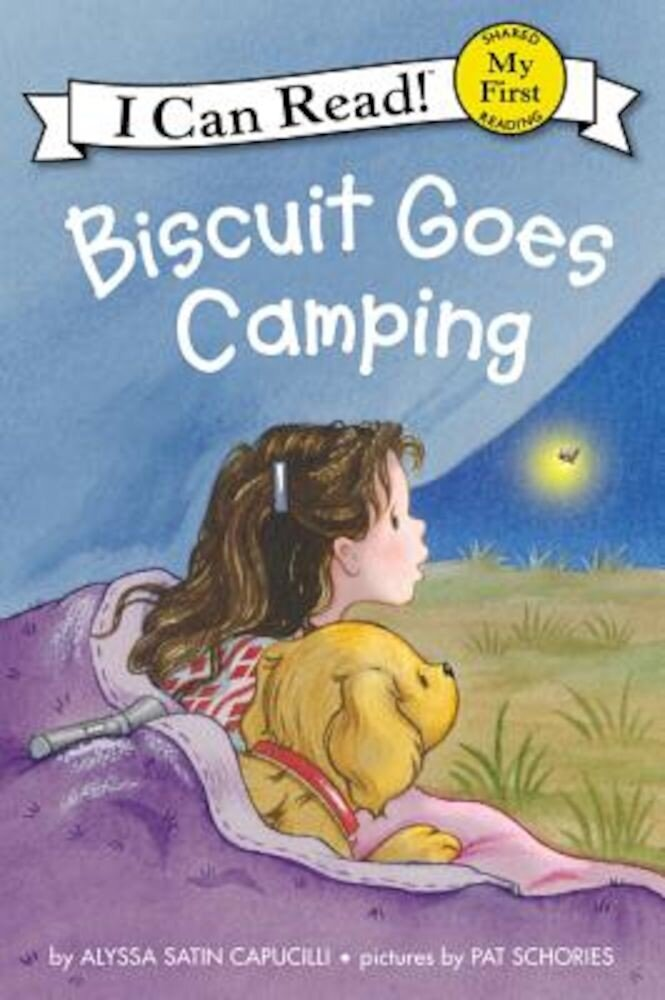 Biscuit Goes Camping, Hardcover