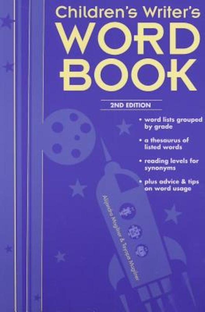 Children's Writer's Word Book, Paperback
