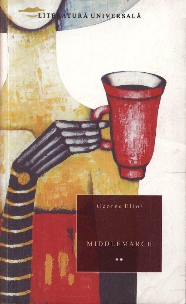 Coperta Carte Middlemarch. Vol. II