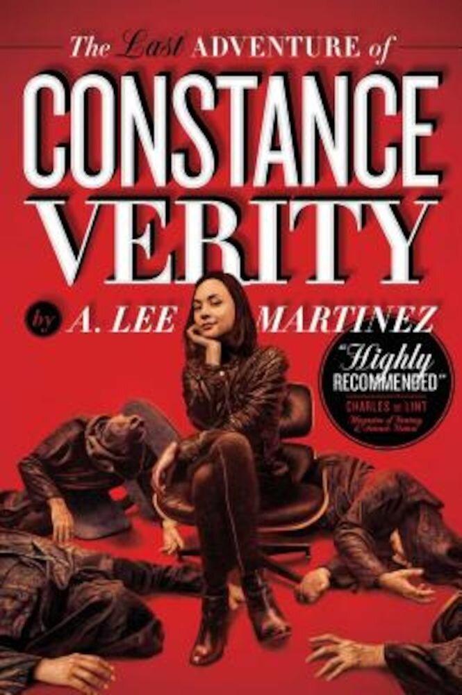 The Last Adventure of Constance Verity, Paperback