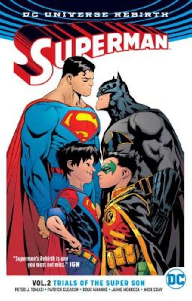 Superman Vol. 2: Trials of the Super Son (Rebirth), Paperback