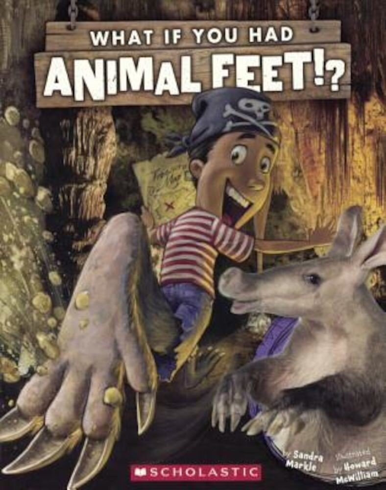 What If You Had Animal Feet?, Hardcover