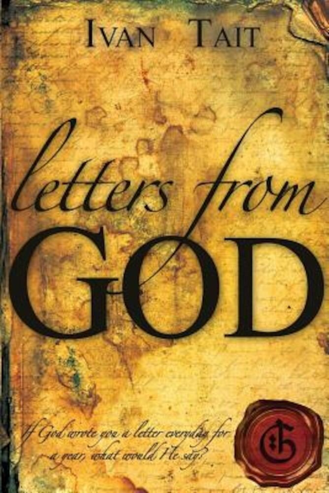 Letters from God, Paperback
