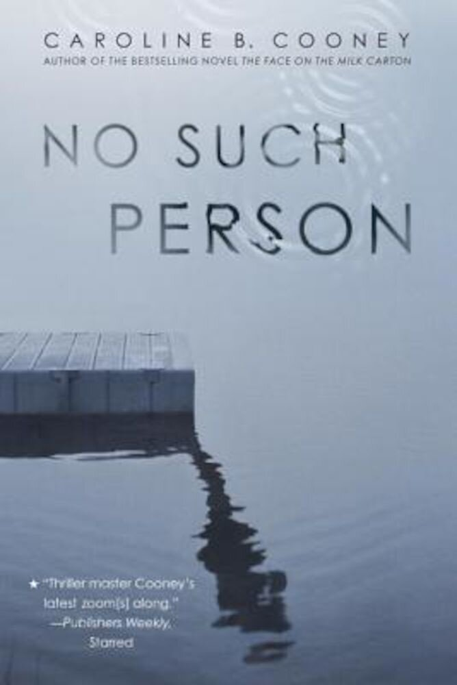 No Such Person, Paperback