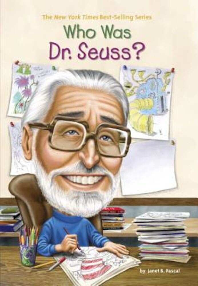 Who Was Dr. Seuss?, Paperback