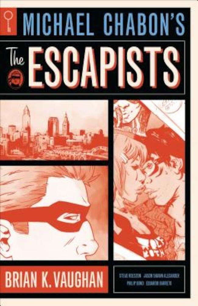 Michael Chabon's the Escapists, Paperback