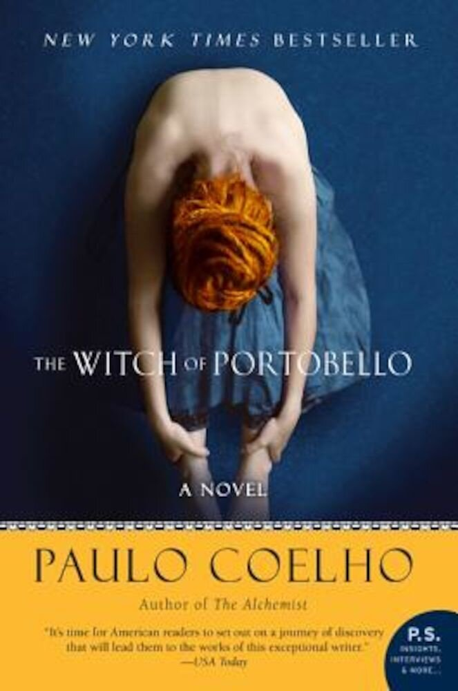 The Witch of Portobello, Paperback
