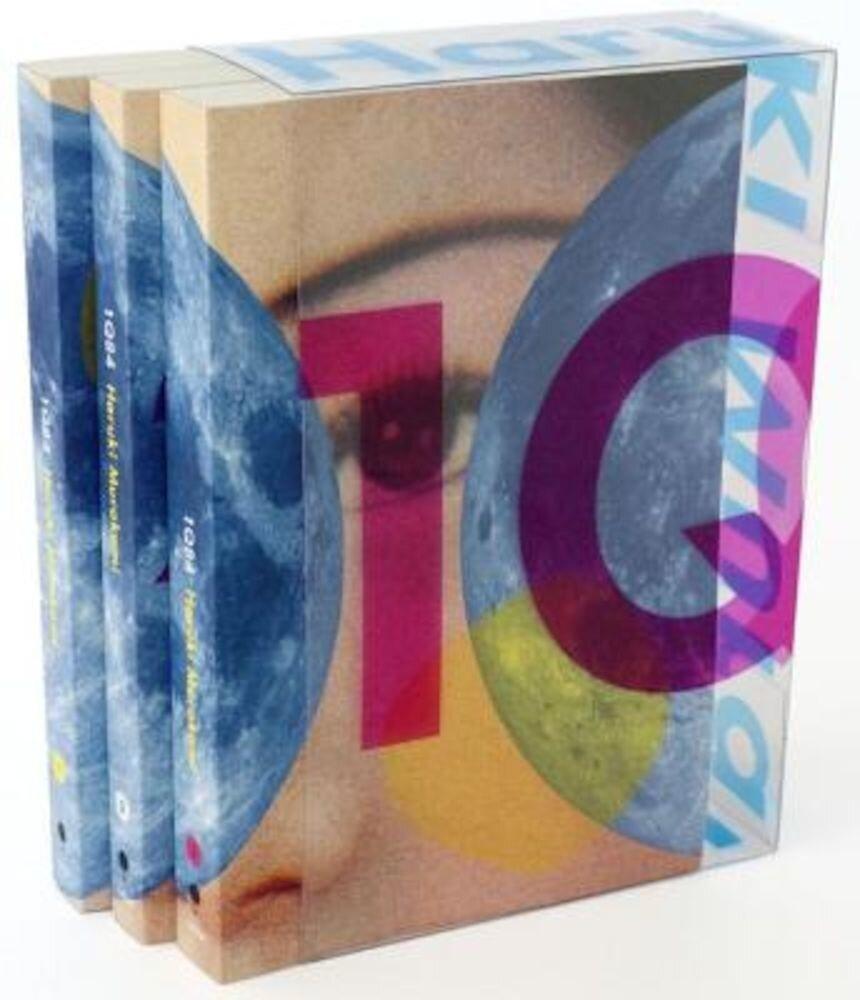 1q84: 3 Volume Boxed Set, Paperback