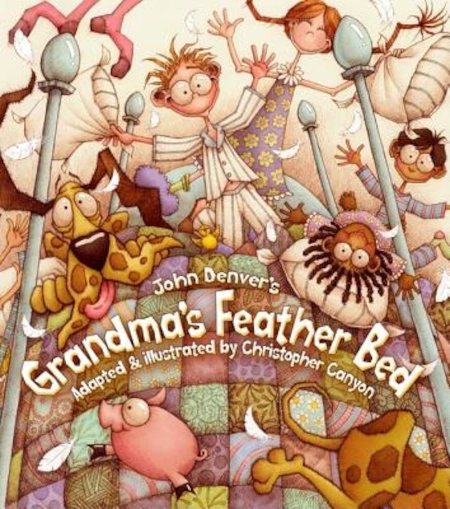 Grandma's Feather Bed, Paperback