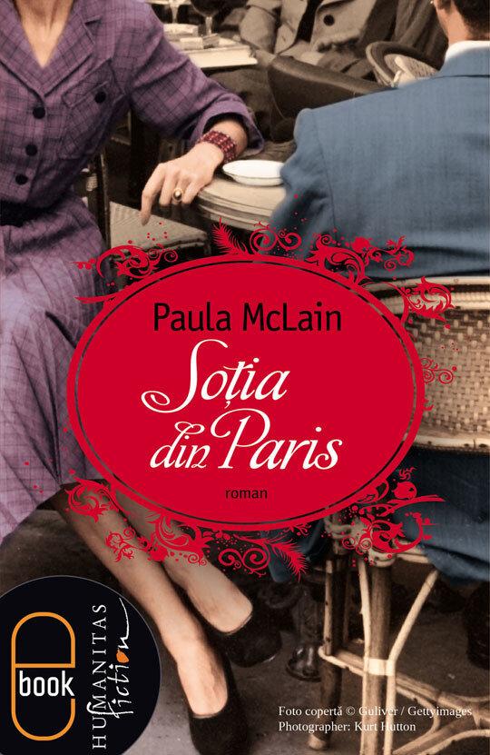 Sotia din Paris (eBook)