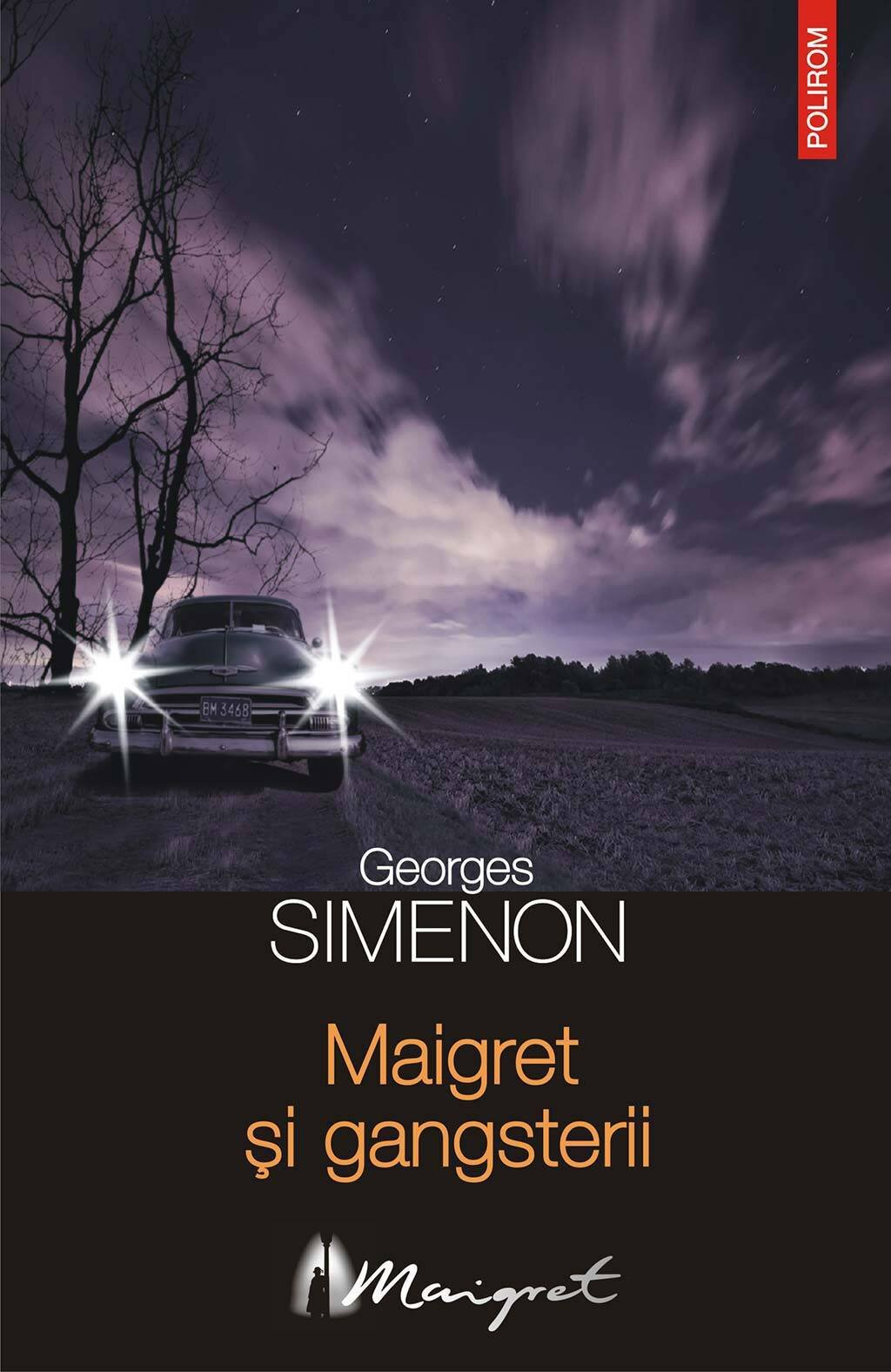 Maigret si gangsterii (eBook)