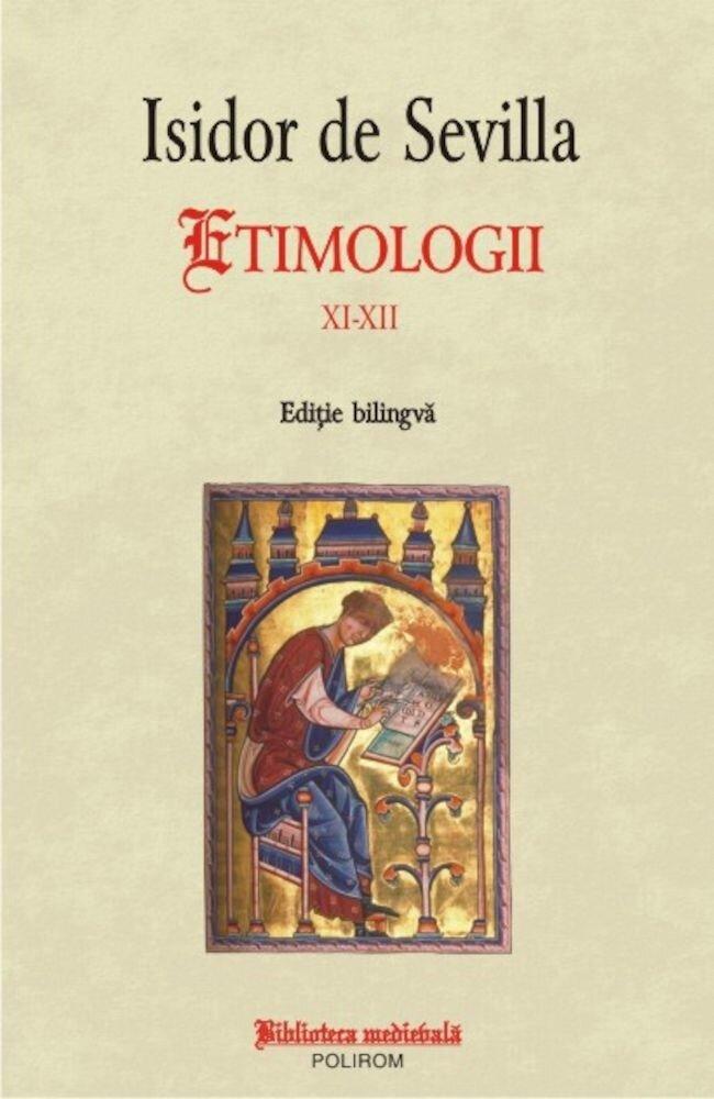Etimologii XI-XII