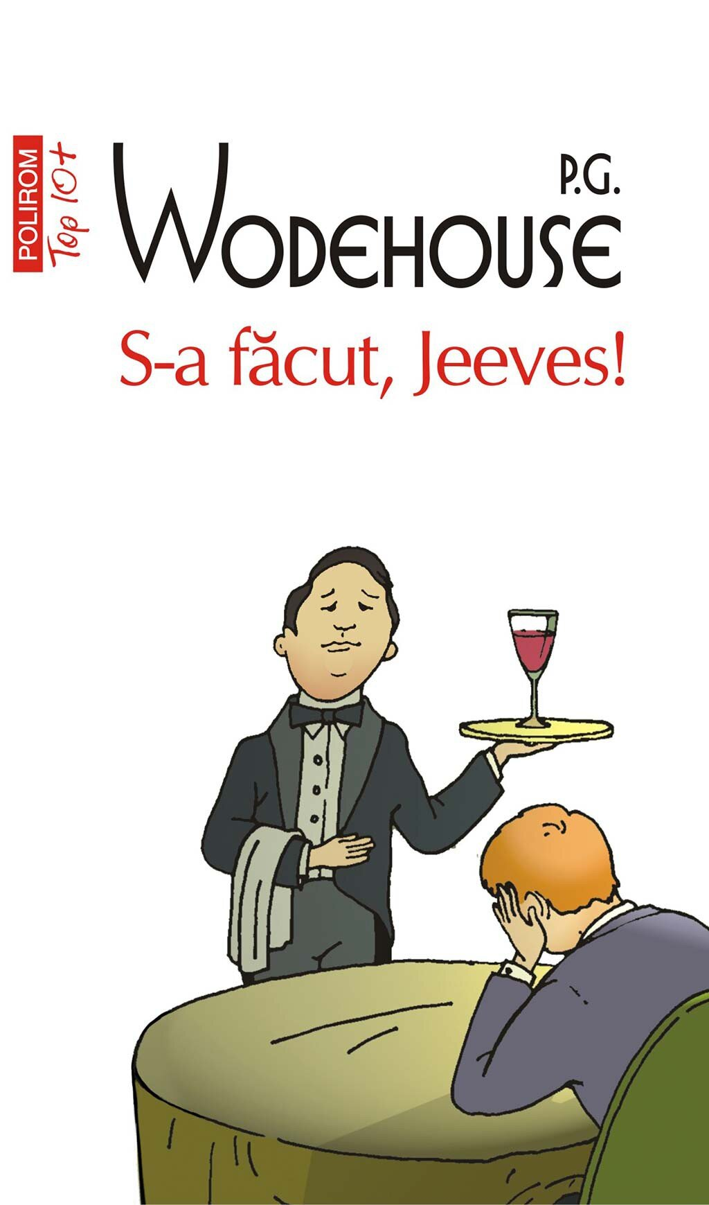 S-a facut, Jeeves! PDF (Download eBook)