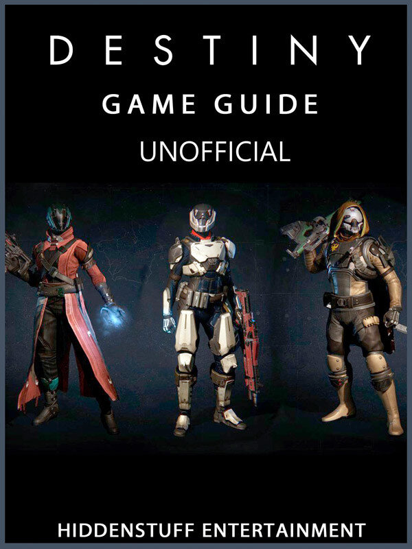 Destiny Game Guide Unofficial (eBook)