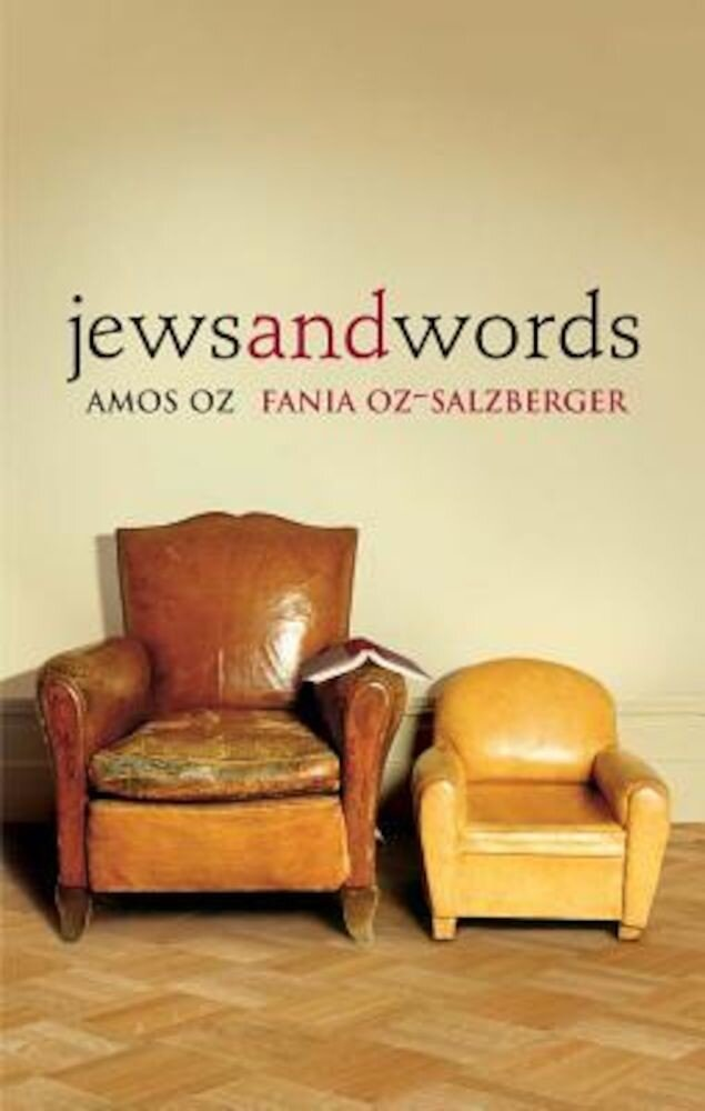 Jews and Words, Paperback