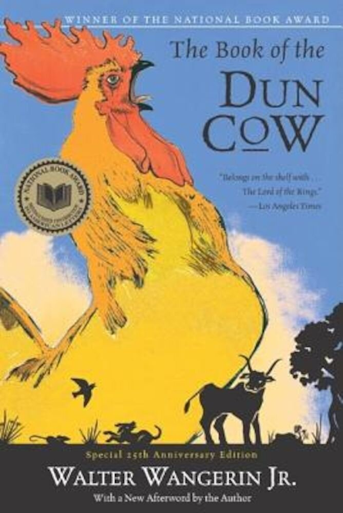 The Book of the Dun Cow, Paperback