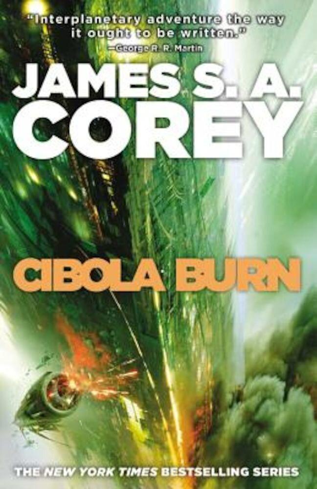 Cibola Burn, Paperback
