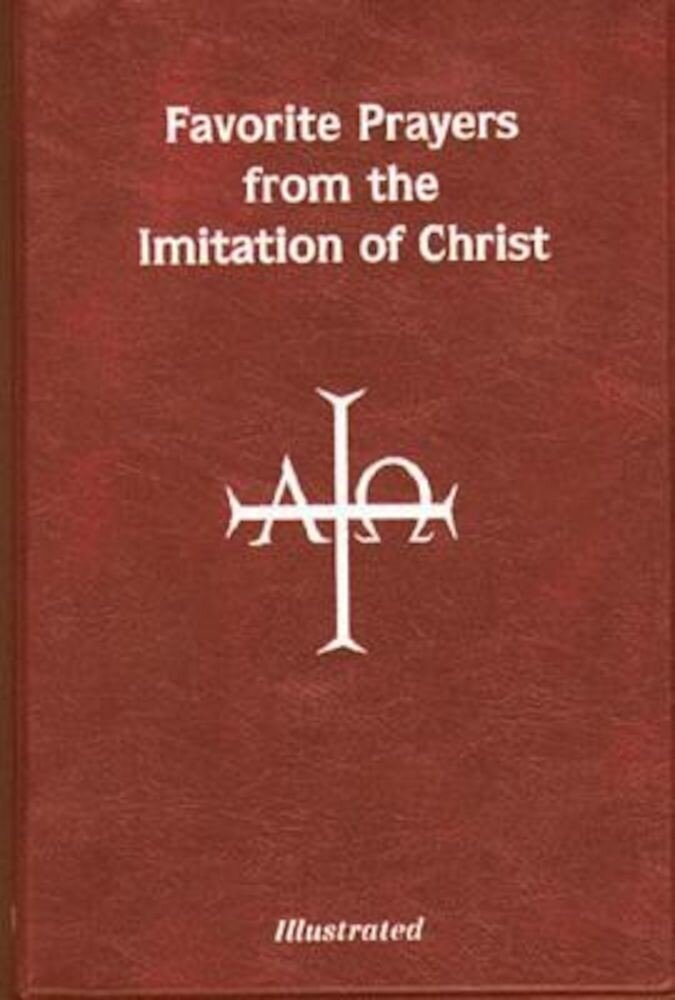 Favorite Prayers from Imitation of Christ, Paperback