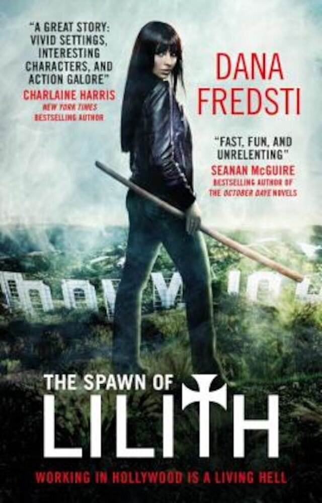 The Spawn of Lilith, Paperback