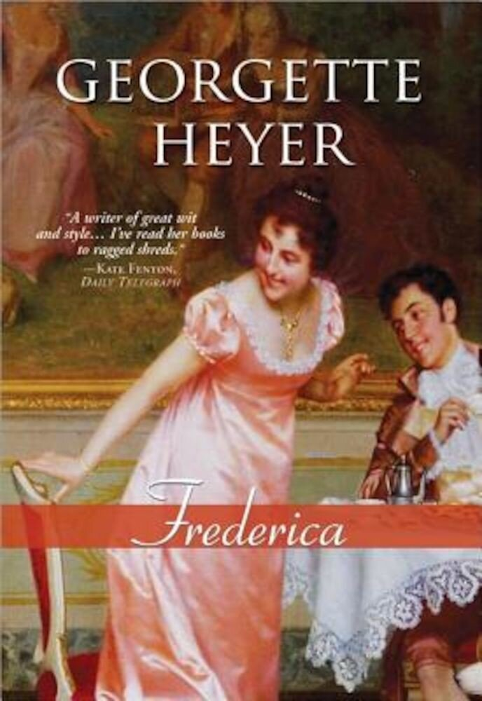 Frederica, Paperback