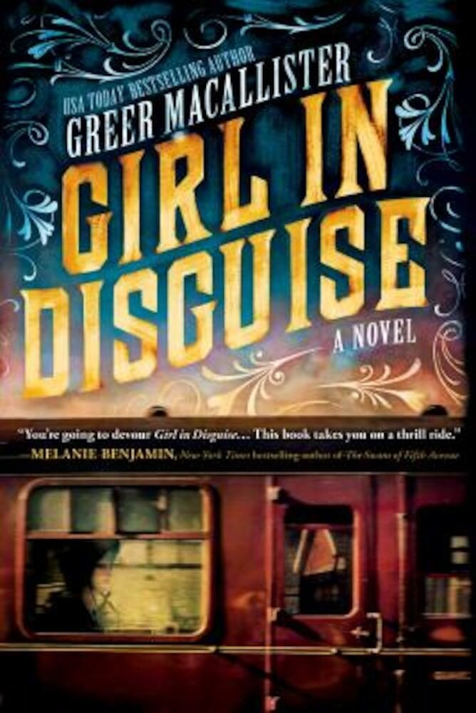 Girl in Disguise, Hardcover