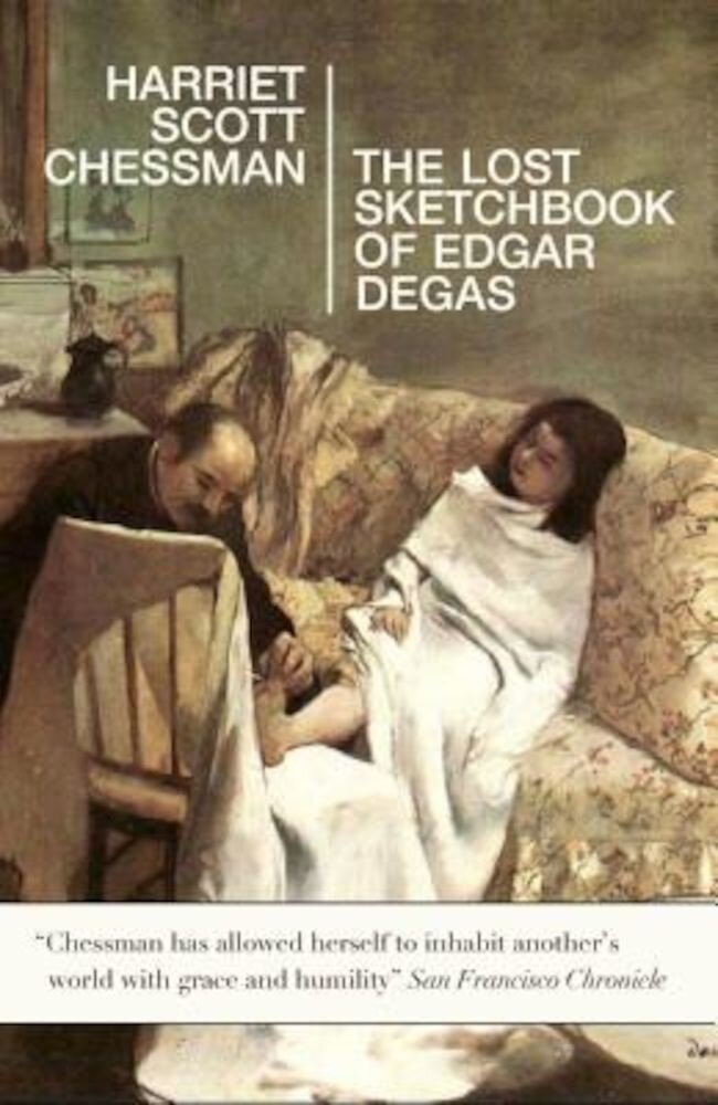 The Lost Sketchbook of Edgar Degas, Paperback